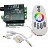 RGB Music V2 led controller Sound Audio Control+RF Touch Remote