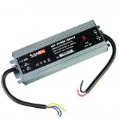SANPU CLPS120 LED Power Supply DC 12/24V 120W IP67 Transformer Slim LED Driver