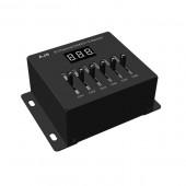 Skydance AJ6 DC5-12V LED Controller 6 Channel DMX Sliding Fader Console