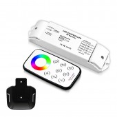 T4-R4 Bincolor Led Controller Wireless Remote Dimmer Receiver Set 12v-24v