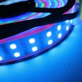 Double Row TM1812 Addressable 5050 RGB LED Strip 5M 600-LED Light