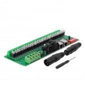30 channel DMX 512 rgb LED controller dmx decoder dimmer driver DC9V-24V